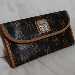 Dooney and Burke Wallet/Checkbook